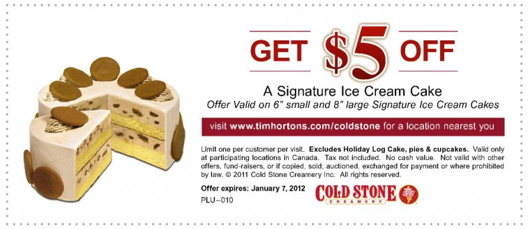 Cold stone printable coupons march 2018 / Berlin city nissan