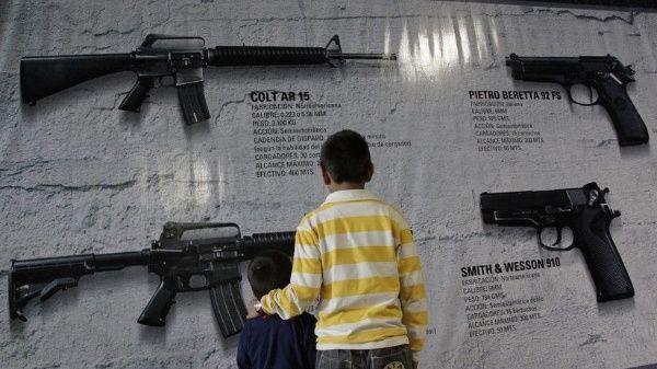 EE.UU. es el mayor comprador de armas mexicanas, dice ONU