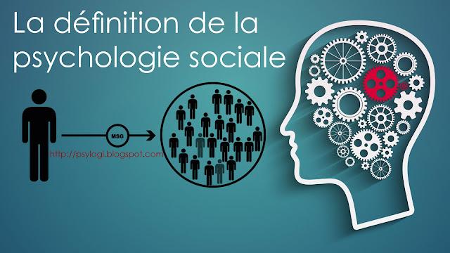 psychologie sociale définition psylogi