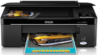 Epson stylus nx127 Wireless Printer Setup, Software & Driver