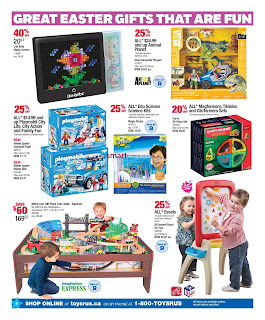 Toys R Us Flyer  Out Door & Play valid March 23 - 29, 2018