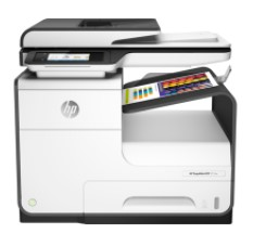 HP PageWide 377dw Multifunction Printer Driver Downloads