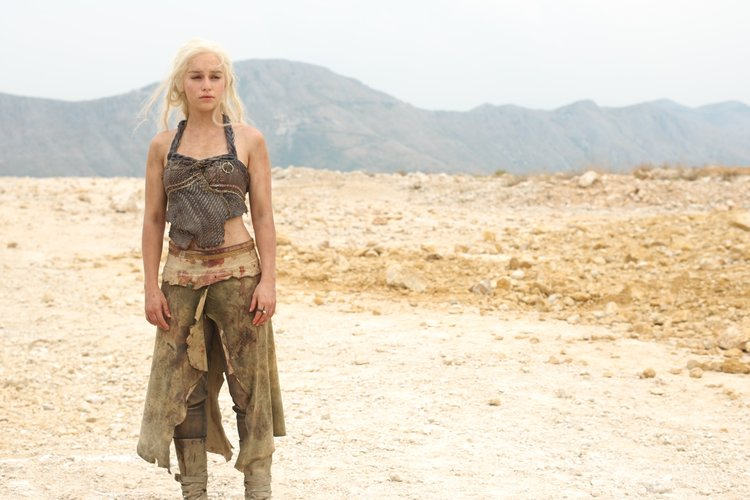 Jash Central: Daenerys Targaryen (2)