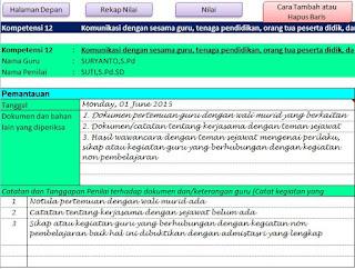 Aplikasi PKG PKKS Lengkap dengan Catatan