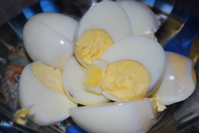 Berat Turun 12 Kg Hanya Dengan Telur Rebus!