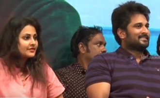 Andha Maan Movie Audio Launch