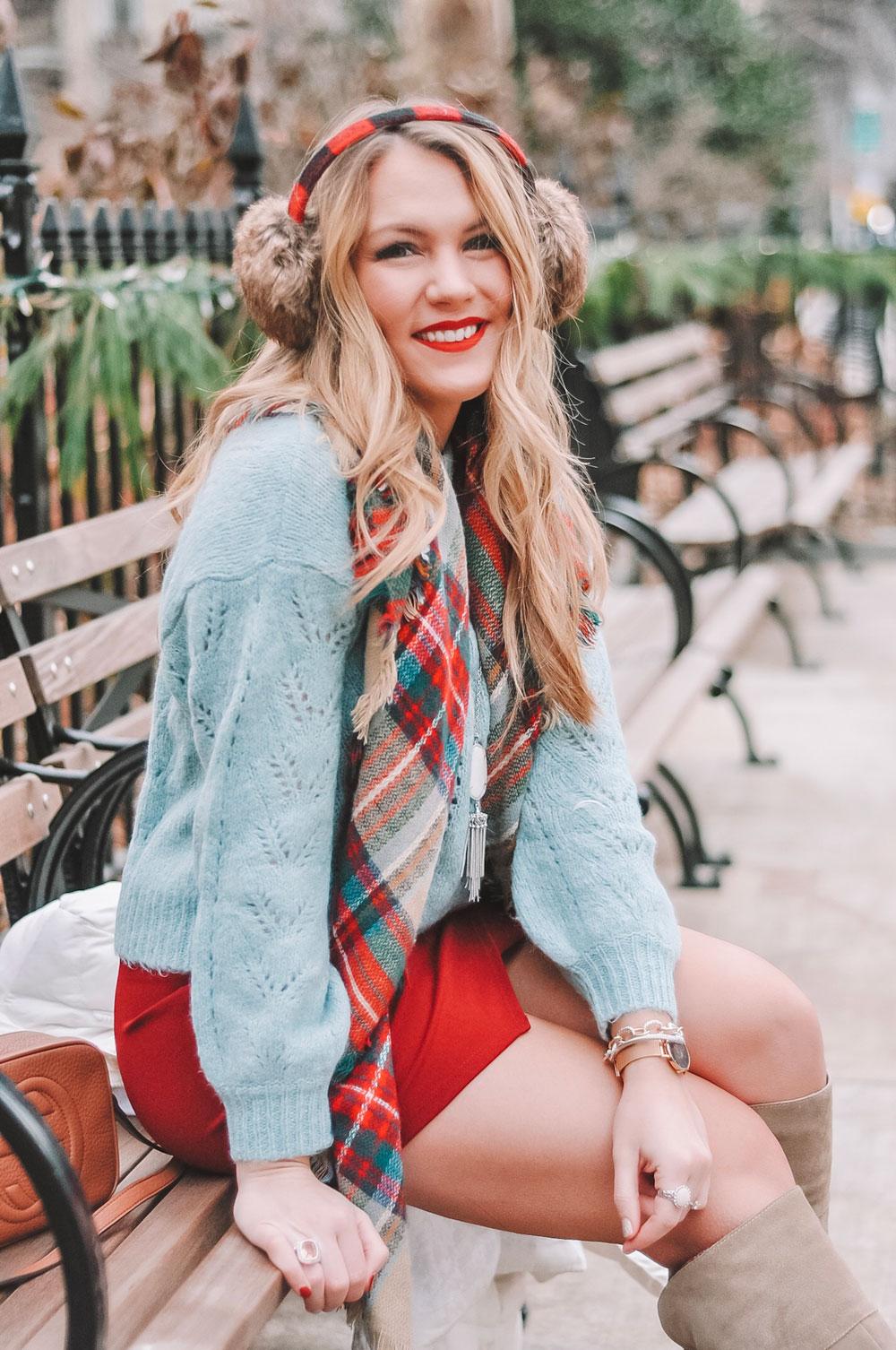Oklahoma blogger Amanda Martin of Amanda's OK shares how she gets in a Christmas mood.