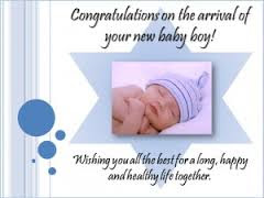 Newborn Baby Congratulations wishes Messages