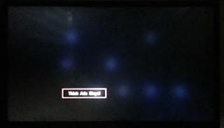 LED TV LG gambar ada titik putih dibalik panel