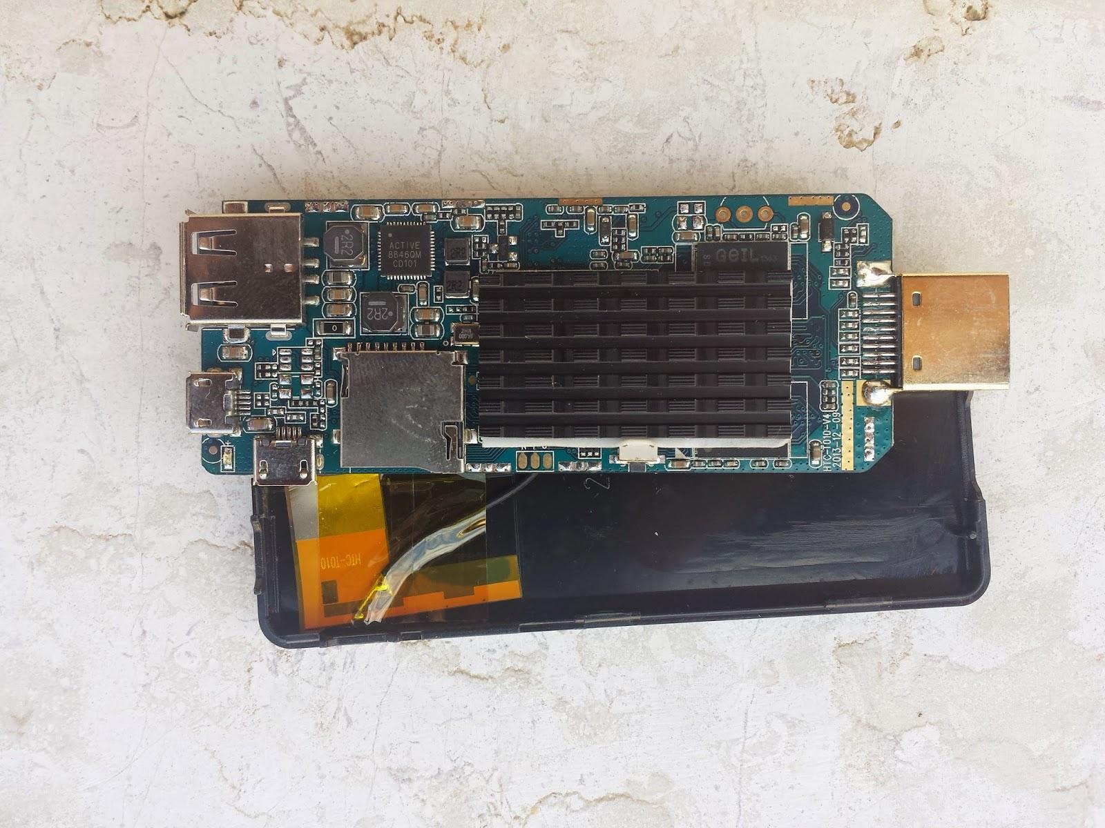 MK809III wifi not working after custom rom - FreakTab