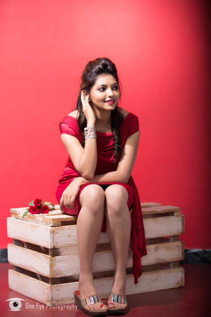 Actress Athulya Ravi Photoshoot Stills