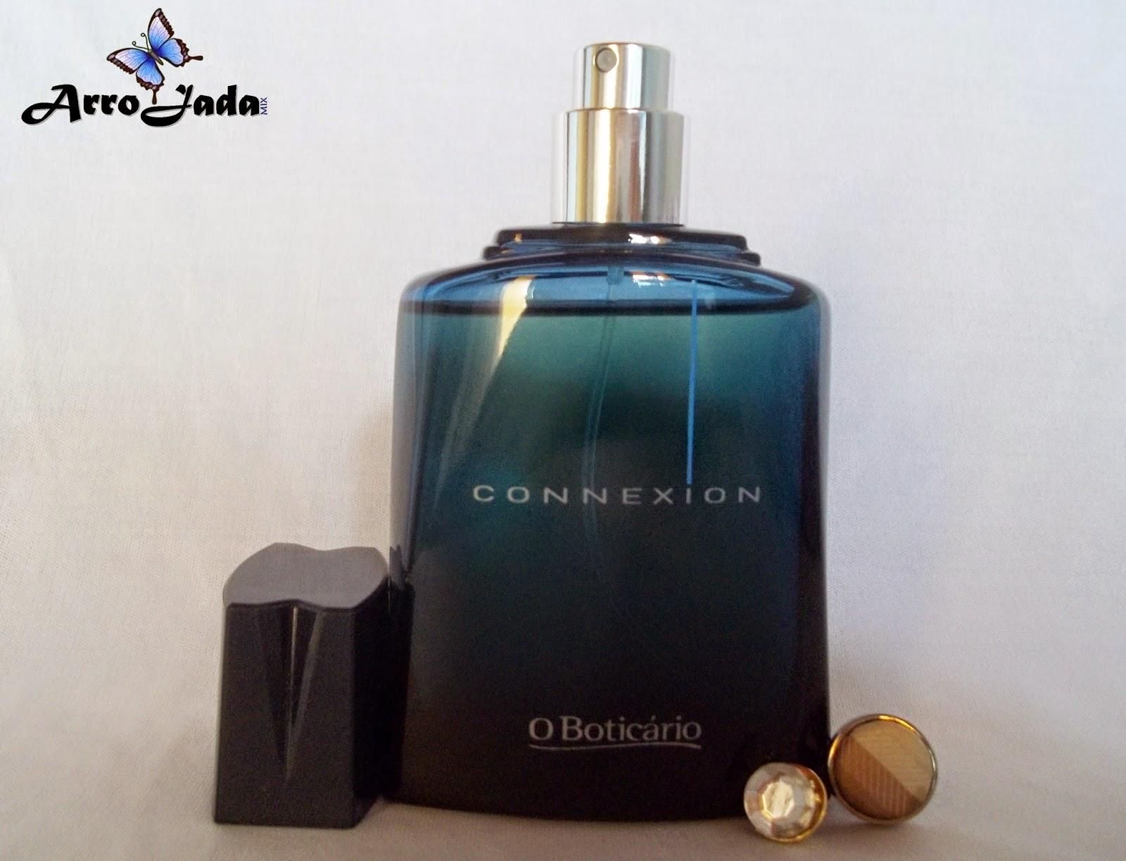 Perfume O Boticário Connexion