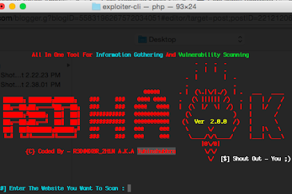 Download RedHawk Version 2.0.0 for  [ Tools ] [ CLI ]