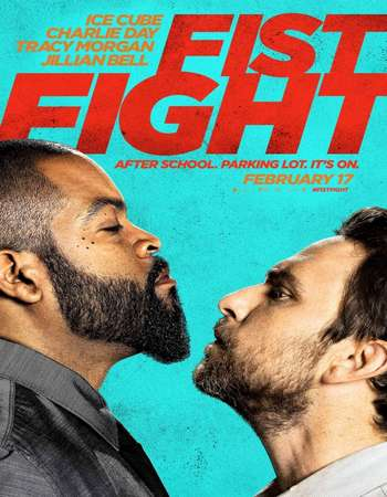 Fist Fight 2017 English 700MB HDTS x264
