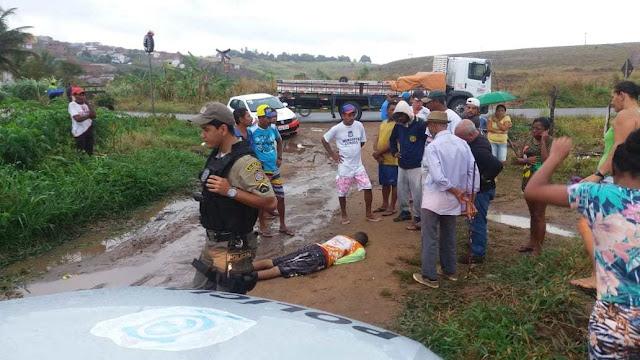 Trabalhador rural é assassinado a bala enquanto seguia para o trabalho em Nazaré da Mata