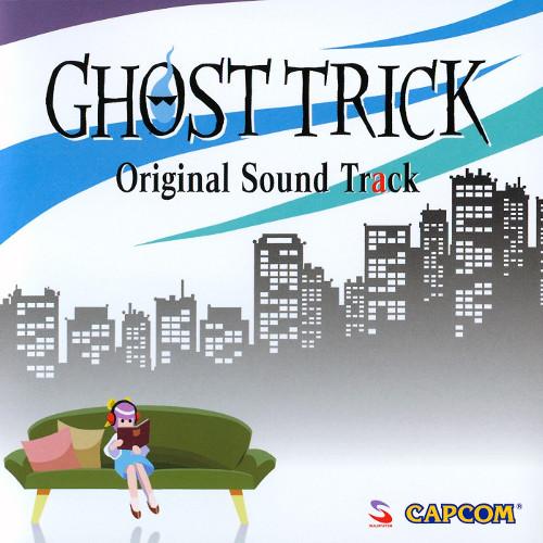 Masakazu Sugimori - GHOST TRICK Original Soundtrack [FLAC   MP3 320 / CD]