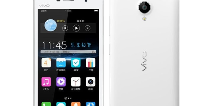Harga Vivo Y22 Terbaru Desember 2016 - Spesifikasi Quad-core 1.3 GHz Kamera 8 MP