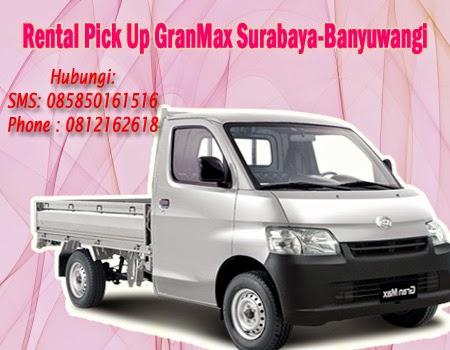 Sewa Pick Up Grandmax Surabaya-Banyuwangi