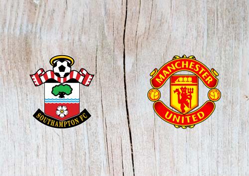 Southampton vs Manchester United Full Match & Highlights 01 December 2018