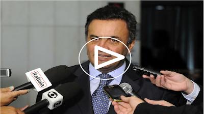 Aécio Neves Faz Declaração Sobre Arquivamento de Processo