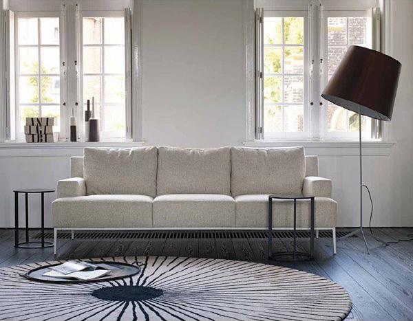 Sof s para a sala de estar da paris sete for Salotti bellissimi