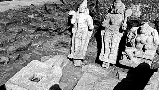 Eighth century Jain Temple discovered in Maddur
