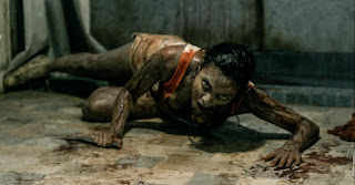 Jessica Lucas as Olivia in Evil Dead (2013)