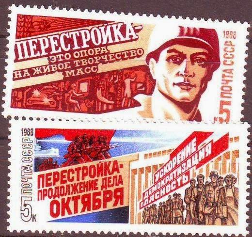 Resultado de imagem para perestroika e glasnost