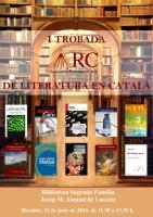 I Trobada ARC de Literatura en Català
