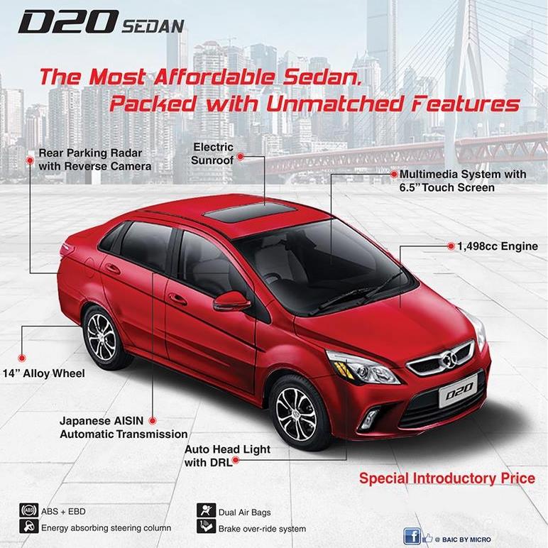 Micro Baic D20 Sedan Price In Sri Lanka 2018 March