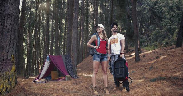 Turismo-Clases-viajeros-Tips-acampar