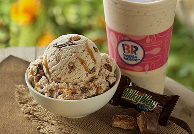 Baskin-Robbins Introduces New Milky Way Ice Cream | Brand Eating