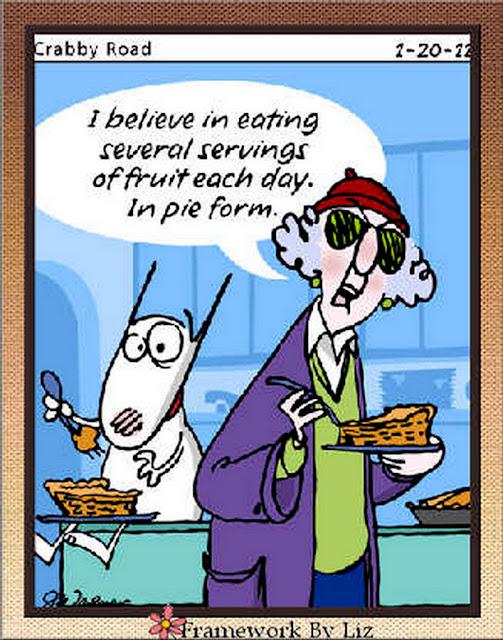 Maxine February Cartoons