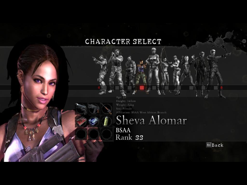 Resident Evil Reunion Resident Evil 5