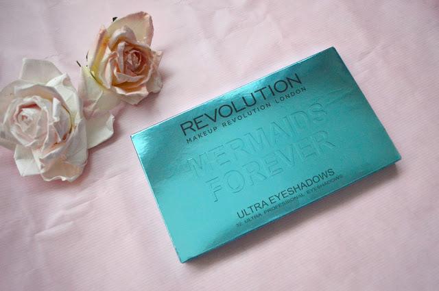 makeup revolution mermaids forever