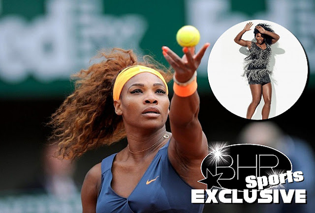 Tennis Star Serena Williams Announces Pregnancy !! Congratulations