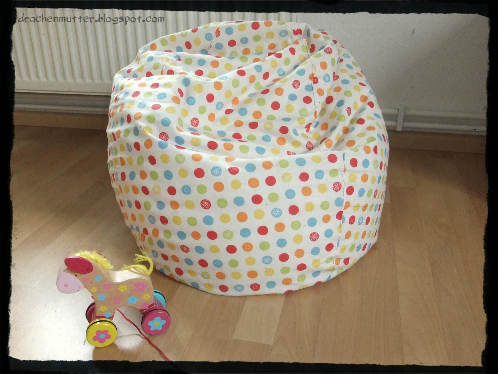 Mustard Yellow Bean Bag Chair Lounge Drachenmutter Sitzsack Oder Quotbean