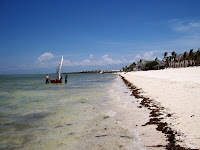 Watamu Beach, Kenya