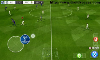 DLS 2018 Mod Champion League Apk + Data Obb