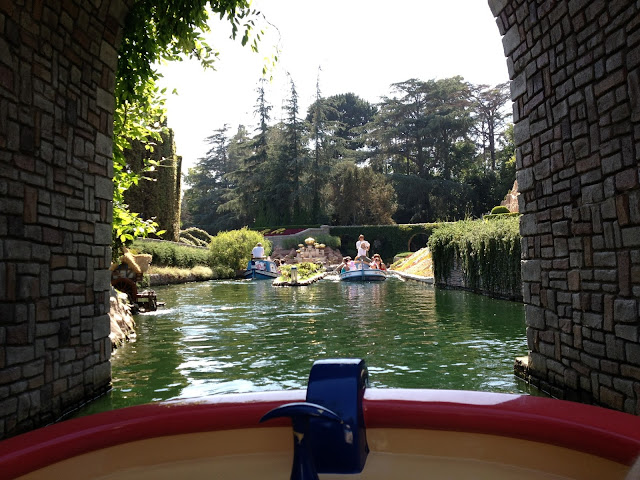 Trip Report - Day Six - Disneyland Adventures and Fantasmic Party