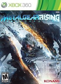Metal Gear Rising Revengeance XBOX360-MARVEL