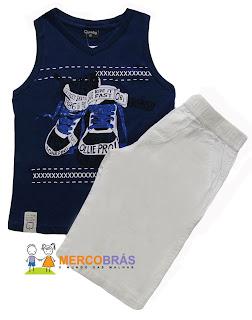 Moda Infantil para revenda de Santa Catarina