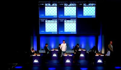 NOTICIAS AJEDREZ TENERIFE: Magnus Carlsen en el París