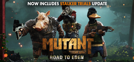 Mutant Year Zero Road to Eden - GOG