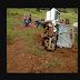Quatro feridos em acidente na PR-471 no Paraná