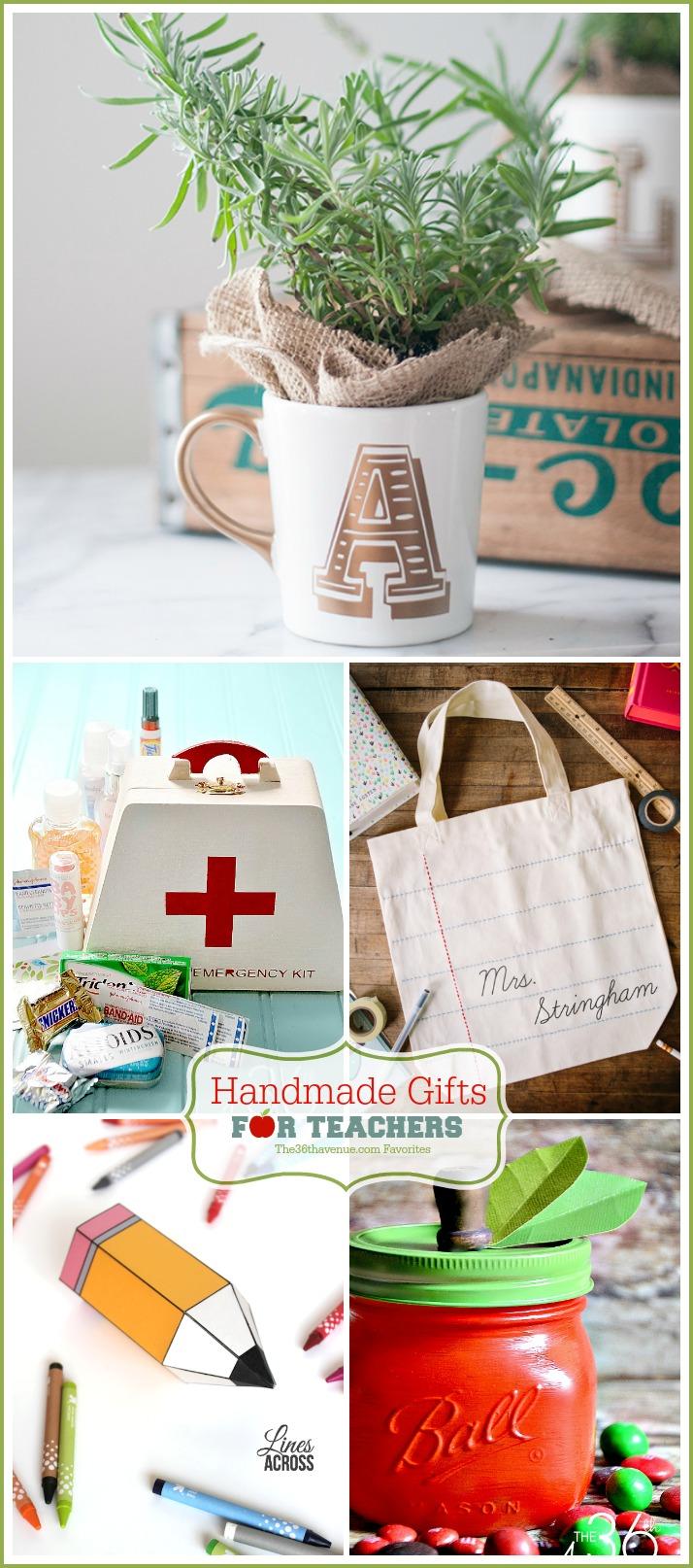 Ideas gift teachers diy day 33 Best