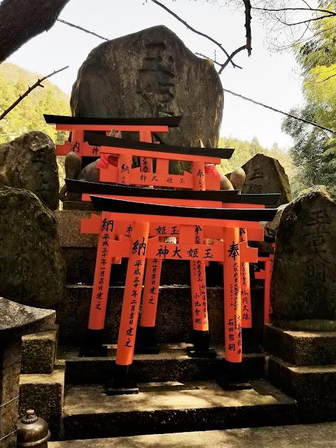 Fushimi Inari, Templo, Santuario, Senbon Torii, dios Inari, Sintoismo, Kyoto, Kioto, Japón, Japan, Viaje a Japón, Elisa N, Blog Viajes, Lifestyle, Travel, TravelBlogger, Blog Turismo, Viajes, Fotos, Blog LifeStyle, Elisa Argentina