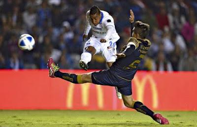 Querétaro 4 Pumas UNAM 3