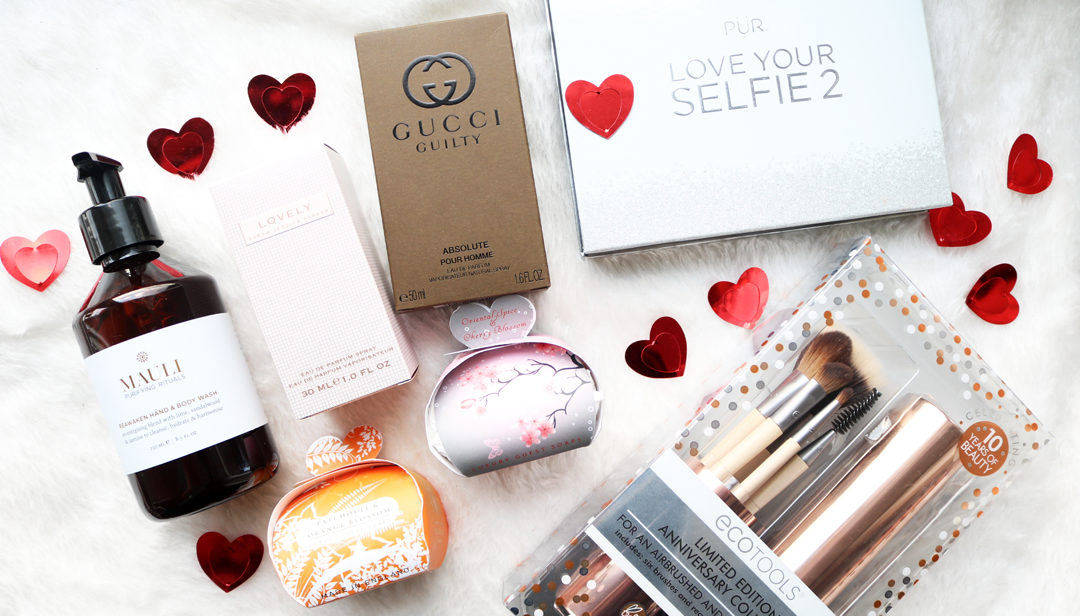 Valentine's Day Gift Guide 2017: Part One