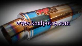 Jual Knalpot Racing R9 Vixion Harga Murah